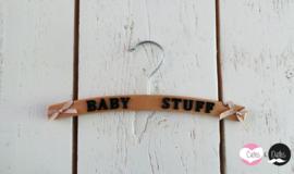 Hangertje: 'Baby Stuff'