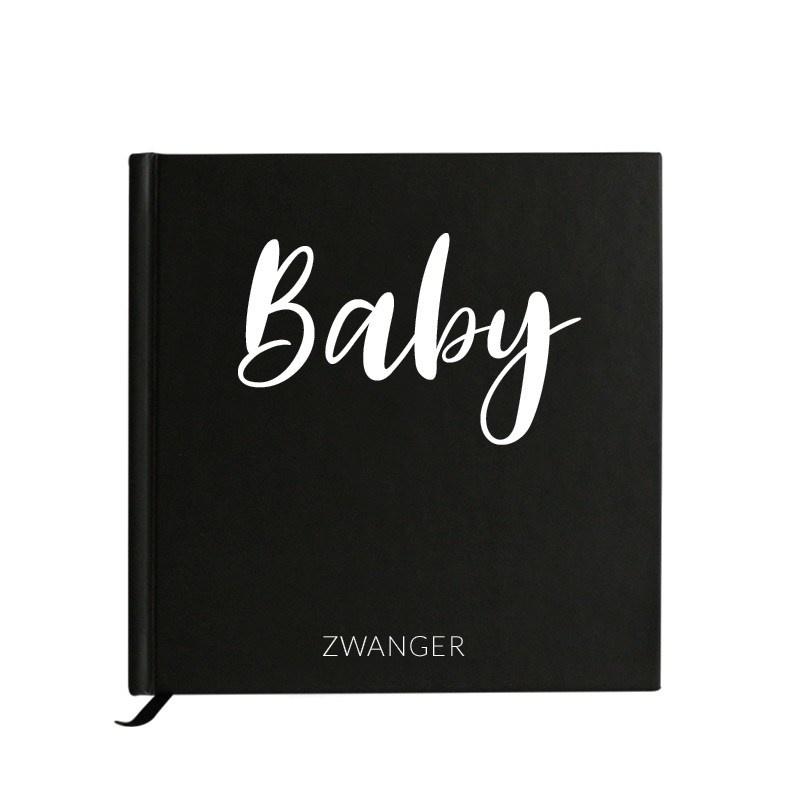 Babyboek: zwanger