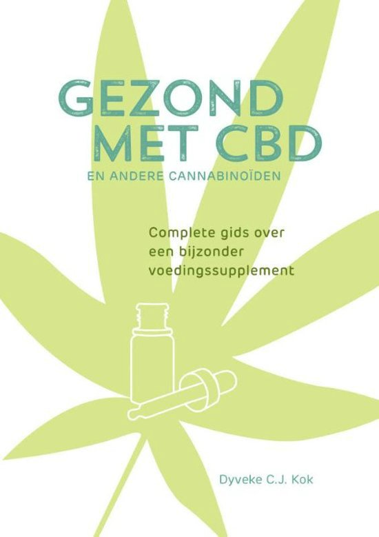 Gezond met CBD en andere cannabinoïden