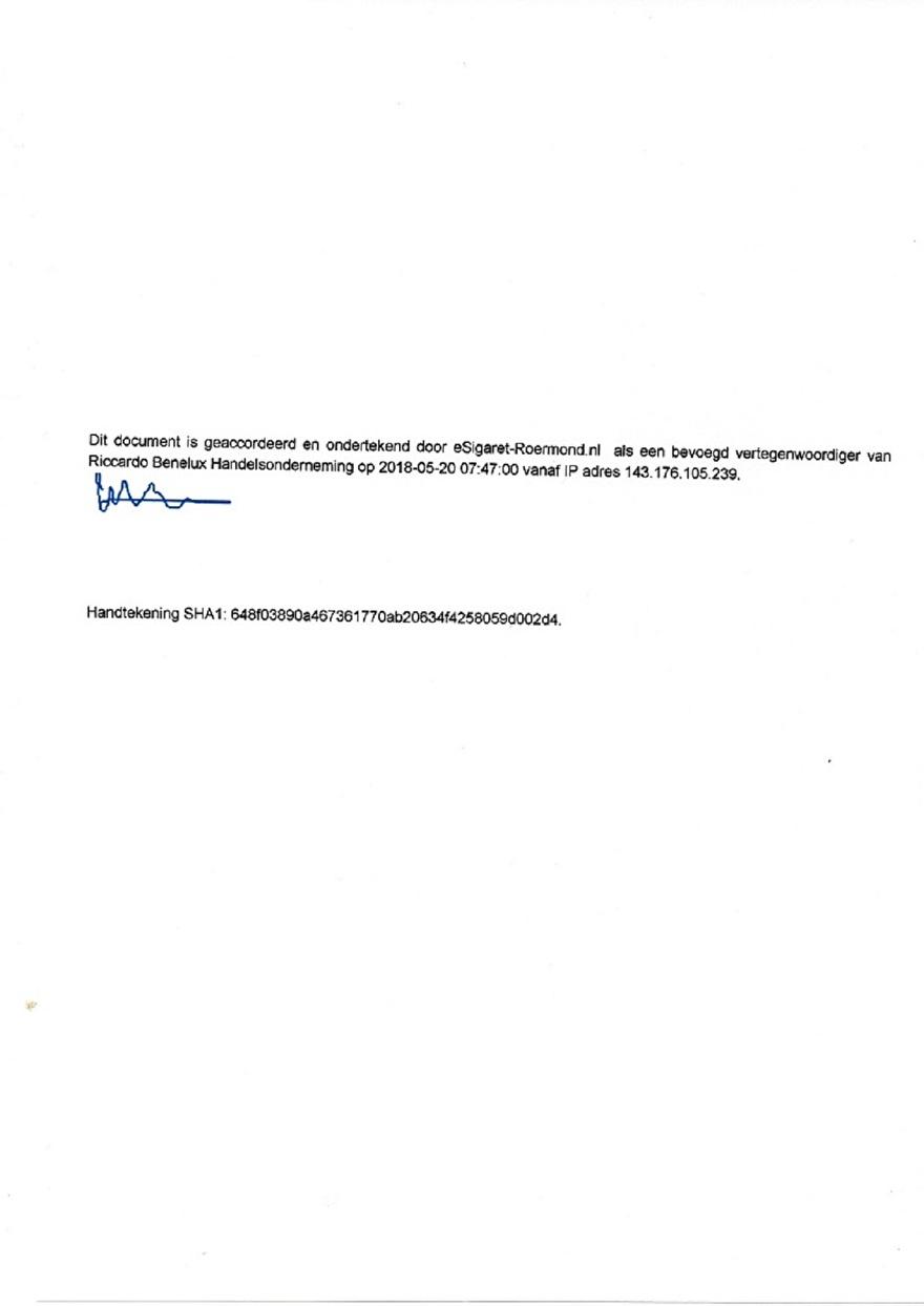 Verwerkinsovereenkomst van Webwinkelkeur_10