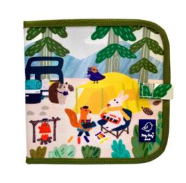 Magisch Krijtboekje Doodle It & Go Camping