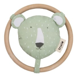Trixie Activity Bal Mr. Polar Bear -Mint Groen