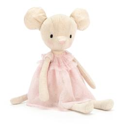 Jellycat Jolie Mouse  Knuffel Muis