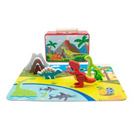 Speelkoffer Dino