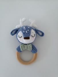 Rammelaar hertje blauw
