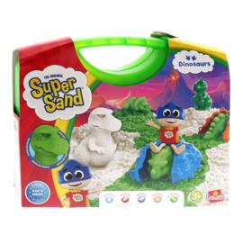 Super Sand Speelzand in Koffer  Dino