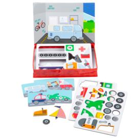 Bigjigs Mag-Play Magneetset monteur