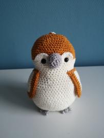 Muziekdoosje Pinguin Pepe Oker