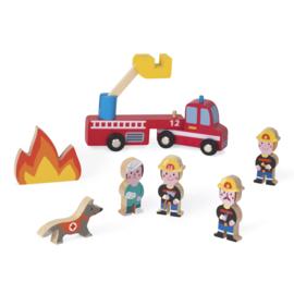 Janod Mini Story Brandweer