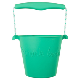 SCRUNCH BUCKET EMMER & SCHEPJE  DUCK EGG GREEN