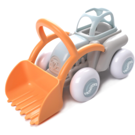 Vikingtoys Traktor met voorlader -Ecoline
