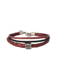 Armband morrocan red