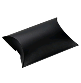 Gondeldoosje zwart