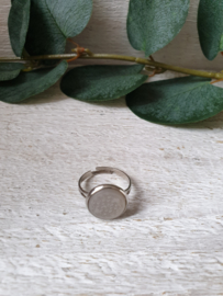 Ring, off white 12mm