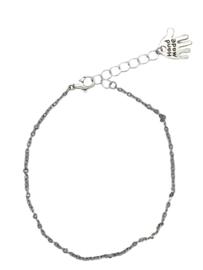 RVS armbandje zilver 1.4mm