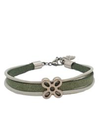 Armband mint groen