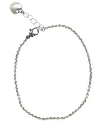 RVS armbandje zilver 2mm