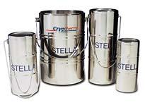 Stella 65-180 - voor 0,6 liter vloeibare stikstof.