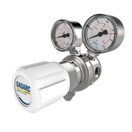 HPS600, drukregelaars voor hoogzuivere gassen, instelbaar tot 10 bar