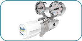 Chemmaster RVS voor hoogzuivere  gassen