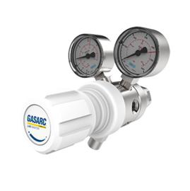 LGT500, tweetraps drukregelaars voor zuivere gassen, instelbaar tot 10 bar