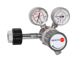 Cilinderdrukregelaar voor 200 bar cilinders - SpectroLab FM51