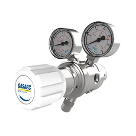 HPT600, tweetraps drukregelaars voor hoogzuivere gassen, instelbaar tot 10 bar