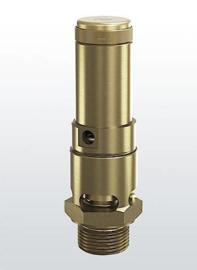 Messing overdruk veiligheid 810, G1/4, DN8