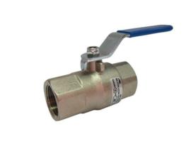 """D32509 kogelafsluiter - G1/2"""" (zuivere gassen)"""