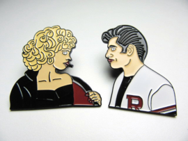 GREASE: SANDY AND DANNY PINS