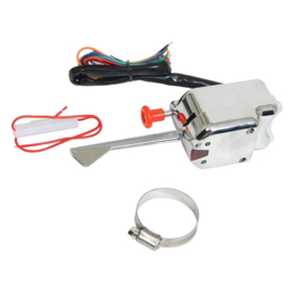 TURN SIGNAL SWITCH INCLUDING HAZARD SWITCH