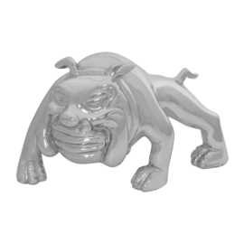 BULLDOG MOTORKAP ORNAMENT