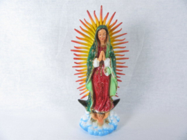 VIRGIN FROM GUADELUPE. VIRGEN DE GUADELUPE
