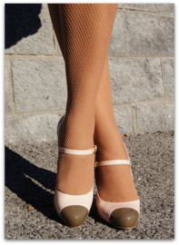 PANTY FISHNET NUDE. OOK IN PLUS SIZE