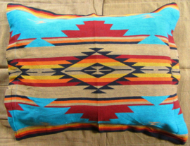 SOUTH WEST PILLOW SHAM TURQUOISE