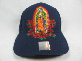 BASEBALL CAP WITH VIRGEN DE GUADELUPE APLLICATION