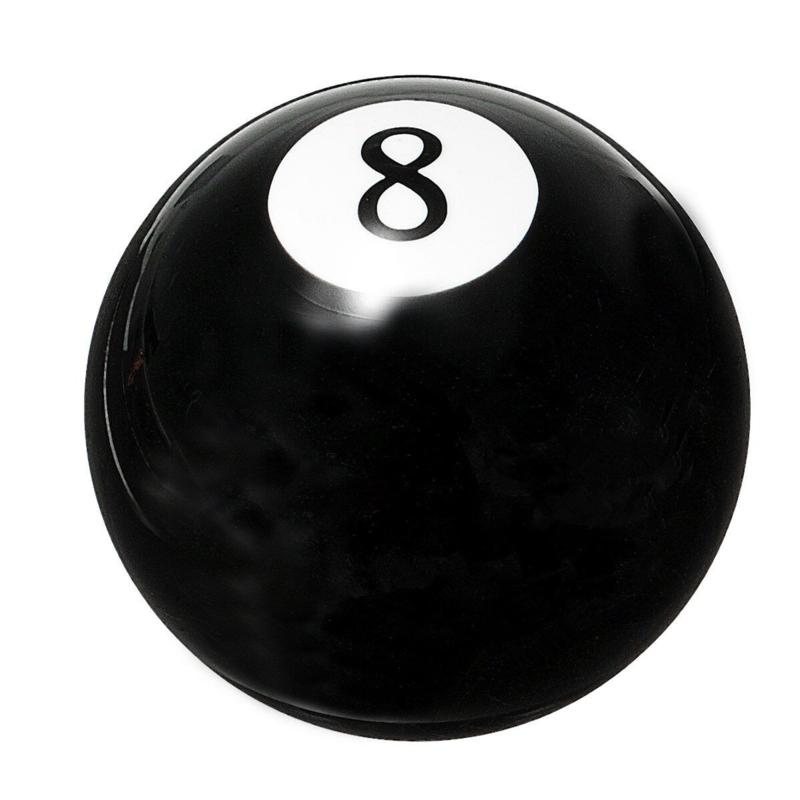 8 BALL VERSNELLINGSPOOK KNOP
