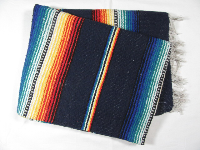 Mexican Serapes, Mexican Blankets, New West Blankets