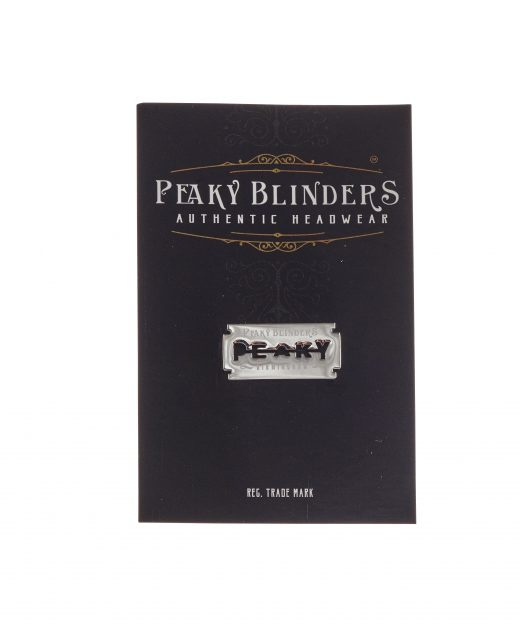PEAKY BLINDERS RAZOR PIN