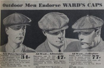 Peaky Blinders Newsboy Caps & Retro Headwear