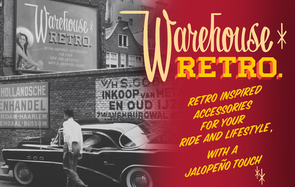 Warehouse Retro
