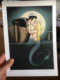 A Mermaids Tale misprintje