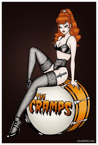 the Cramps 30 x 40 cm.