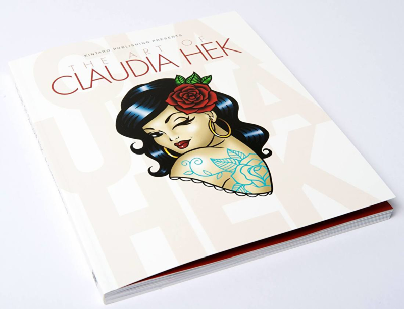 'the Art of Claudia Hek'