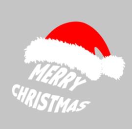 Merry christmas kerst muts