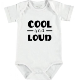 Cool and loud