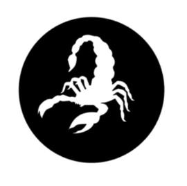 Schorpioen 24 Oktober- 22 November