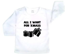All i want for xmass