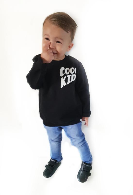 Cool kid sweater zwart