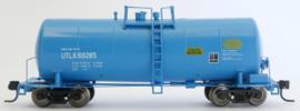Blue UTLX tank car #66285